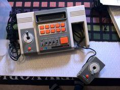 Mkt gammalt ovanligt retro tvspel, ett av de första, utan spel & adapter (9volts finns på clas olsson), 1000kr