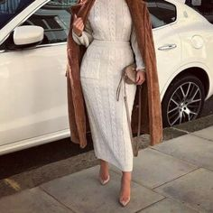 December outfit ideas for holidays – Just Trendy Girls: Muslim Fashion, Modest Fashion, Skirt Fashion, Hijab Fashion, Modest Wear, Modest Outfits, Co Ords Outfits, December Outfits, Smart Outfit