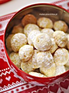 Pin on Beauty Pin on Beauty Cookie Recipes, Dessert Recipes, Cooking Cookies, Sweet Little Things, Happy Foods, Polish Recipes, How Sweet Eats, Christmas Baking, Clean Eating Snacks