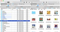 Commander One is a useful Finder enhancer for power users