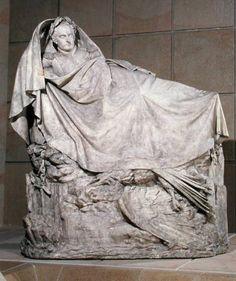 Francois Rude (1784-1855) - Napoleon ontwaakt tot onsterfelijkheid - Gips - 215x195x96 cm -1845/1847 - Musée D'Orsay