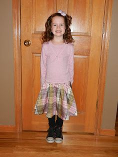 Taylor Joelle Designs: Kids Street Style - Madelyn's Fashion!