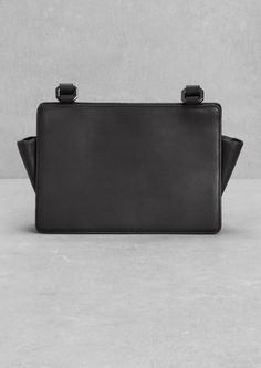 & Other Stories   Leather Cross-Body Bag
