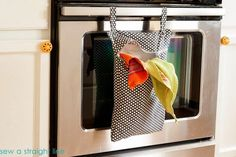 Kitchen Rag Bag