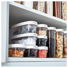 IKEA IKEA 365+ dry food jar with lid Suitable for storing dry foodstuffs.
