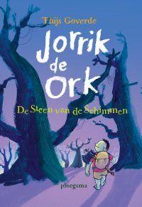 Jorrik de Ork, nieuw boek/ebook, tip voor de Kinderboekenweek 2017