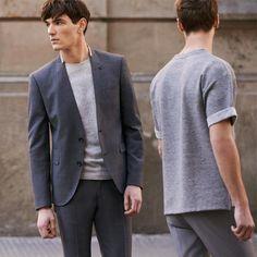 Zara lookbook - Mens style