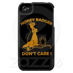Its a Honeybadger