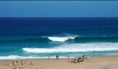 Waves at Fuerteventura, Canary Islands