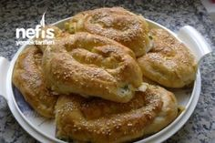 Tel Tel Dökülen Muhteşem Peta Böreği - Nefis Yemek Tarifleri Allah, Pizza, Kitchens, God, Allah Islam