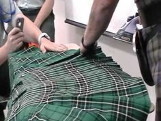 Crappy video with great tips and troubleshooting for maintaining and wearing kilts Scottish Dress, Scottish Kilts, Sewing Hacks, Sewing Tutorials, Sewing Crafts, Techniques Couture, Sewing Techniques, Kilt Pattern, Scottish Festival