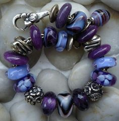 Purple is a good #Autumn color. ;) #Trollbeads