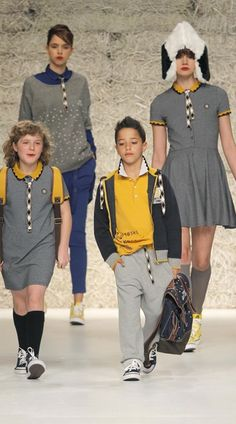Portugal Fashion: Katty Xiomara - Outono-inverno 2014/15 - Vogue Portugal