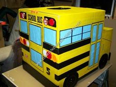 Homemade Blind School Bus Driver Halloween Costume: The idea of a Blind School Bus Driver Halloween Costume didn't strike me until two weeks before Halloween, and as is the case with any rushed project,