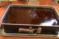 Πανεύκολη Σοκολατόπιτα  όνειρο!!! Griddle Pan, Kitchen Appliances, Cookies, Diy Kitchen Appliances, Crack Crackers, Home Appliances, Grill Pan, Biscuits, Cookie Recipes