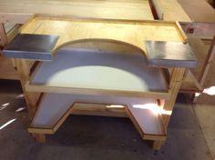 Jewellers workbench hand crafted timber | Tool Storage & Benches | Gumtree Australia Brisbane North West - Paddington | 1077760236