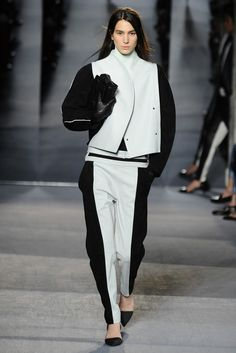 Proenza Schouler RTW Fall 2013 - Slideshow - Runway, Fashion Week, Reviews and Slideshows - WWD.com