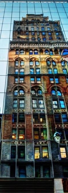 NYC architecture
