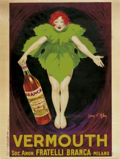 Vermouth Fratelli Branca (1922)