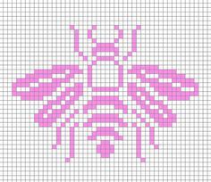 Bee fair isle More - Knitting Journal
