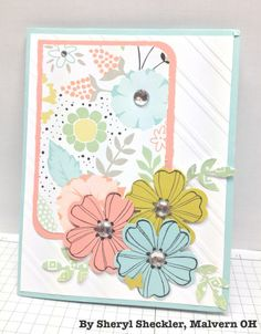 By Sheryl Sheckler, stampwithbrian.com.  Really like this layout too!
