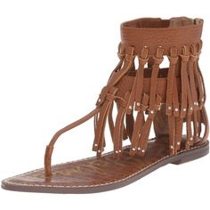736894a9c39a Sam Edelman Women s Griffen Gladiator Sandal ( 130) ❤ liked on Polyvore  featuring shoes