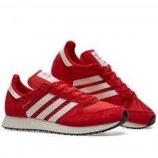 newest 81581 d7984 Adidas SPZL Atlanta (Scarlet  White)