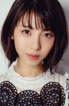 Beautiful Japanese Girl, Japanese Beauty, Beautiful Asian Girls, Asian Beauty, Cute Asian Girls, Cute Girls, Prity Girl, Shot Hair Styles, Girl Short Hair