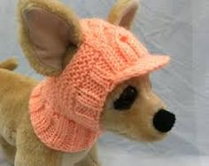 """Gorrita  crochet mascota"""""""