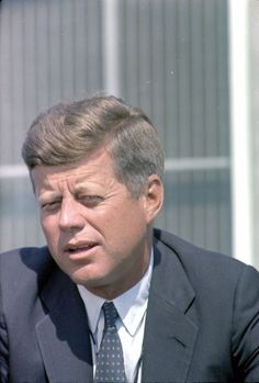 1963. 2 Septembre. President John F Kennedy - Interview with CBS Walter Cronkite