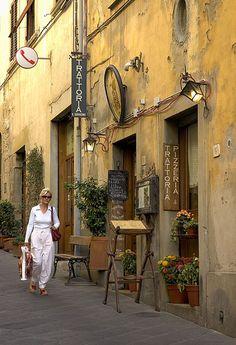 Trattoria Il Saraceno, Arezzo, Tuscany