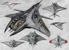 organic spaceship - Google Search