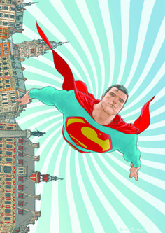 Superman by Frank Quitely