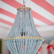 Beautiful chandeliers to make oneself - Trendy Home Decorations Natural Chandeliers, Eclectic Chandeliers, Shabby Chic Chandelier, Turquoise Chandelier, Beaded Chandelier, Dollar Store Crafts, Diy Painting, Decorating Tips, Fall Decor
