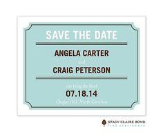 Celebrate Save The Date
