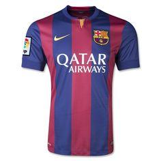 Camiseta FC Barcelona Local 14/15 *Envío Gratis! * Facebook: MundoFutbol