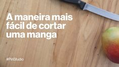 Como cortar uma manga