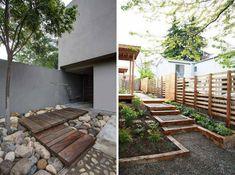 DADA IDEA: Pavaje - alei Deck, Landscape, Interior Design, Outdoor Decor, Gardening, Home Decor, Nest Design, Scenery, Decoration Home