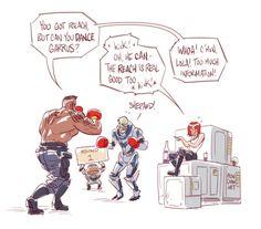 Silly Mass Effect doodle: Drunk Shepard has no filter.