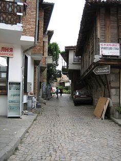 Sozopol, Bulgaria - Old Town
