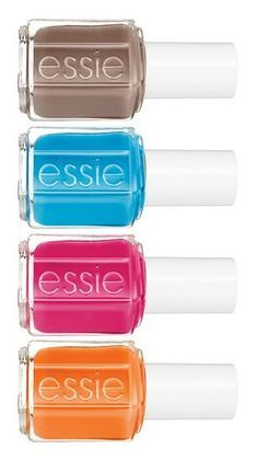 Summer shades #essie