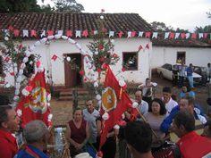 Festa do Divino in Pirenópolis, Goiás