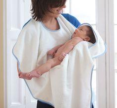 toalla delantal baño bebe - Buscar con Google