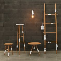 Turn Ladder by Alessandro Zambelli for Seletti   MONOQI #bestofdesign