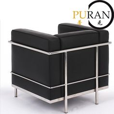 Image from http://g01.a.alicdn.com/kf/HTB1O8lfIXXXXXX6XVXXq6xXFXXXw/Le-Corbusier-LC2-Petit-Comfort-font-b-Sofa-b-font-Chair-Metal-frame-Genuine-leather-surface.jpg.