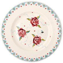 Buy Emma Bridgewater Rose and Bee Plate, Dia.27 Online at johnlewis.com