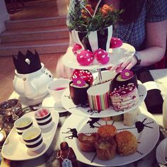 Mad Hatter's Afternoon Tea at Sanderson - London, | OpenTable
