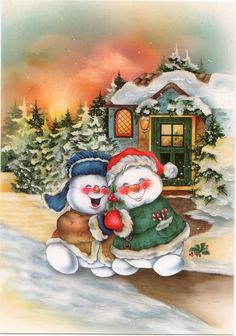 2snowman-in-from-of-a-house-christmas-card-sent-2011.jpg (771×1098)