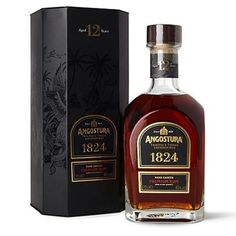 Rum Journal: Trinidad's Angostura 1824