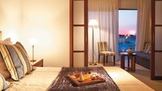 #SuperiorFamilyGuestroom | Ideal for #familyholidays in Crete accommodates 2 adults & 2 children